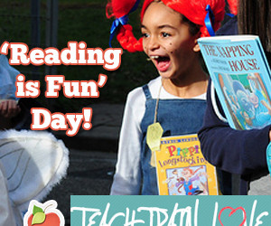 'Reading is Fun' Day!