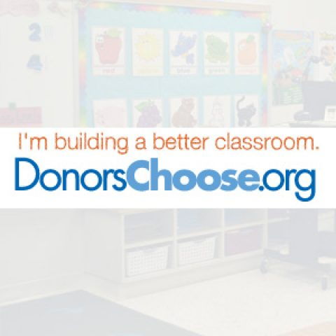DonorsChoose.org:  Fluency Fun in First Grade!