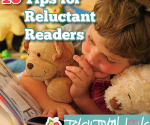 10 Tips for Reluctant Readers