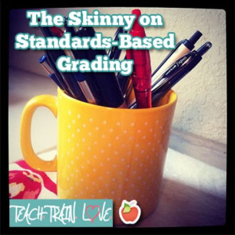 The Skinny on Standards-Based Grading