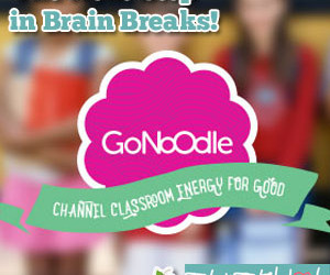 GoNoodle.com:  The Next Step in Brain Breaks!