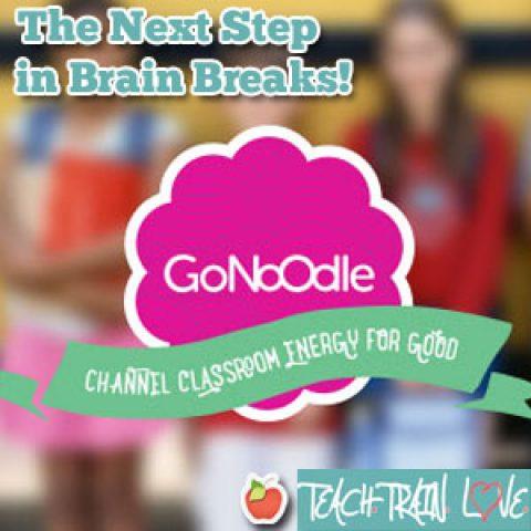 GoNoodle.com:  The Next Step in Brain Breaks!