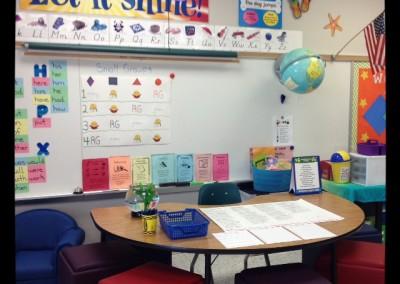 Comfy Reading Cubes!