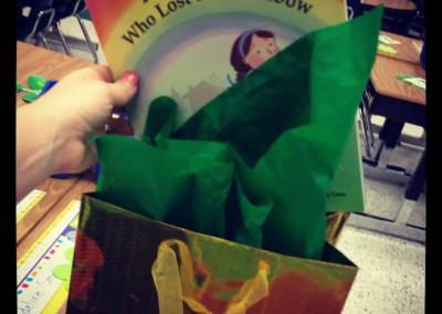 Unwrap a Book!