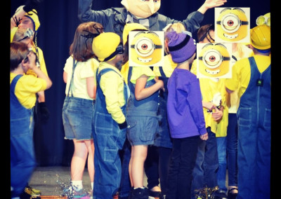 Minions YMCA Performance!