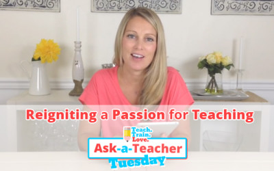 AATT:  Reigniting a Passion for Teaching