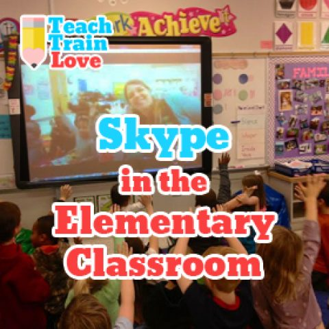 Skype in the Elementary Classroom!