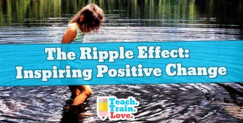The Ripple Effect: Inspiring Positive Change