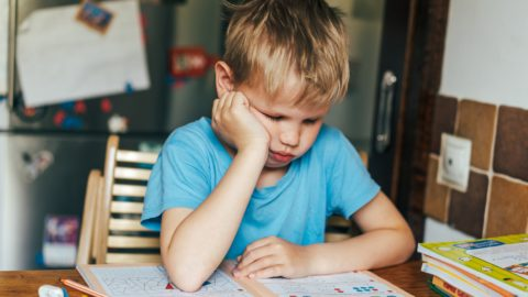 Are Kids Failing Kindergarten Or Is It Failing Them?